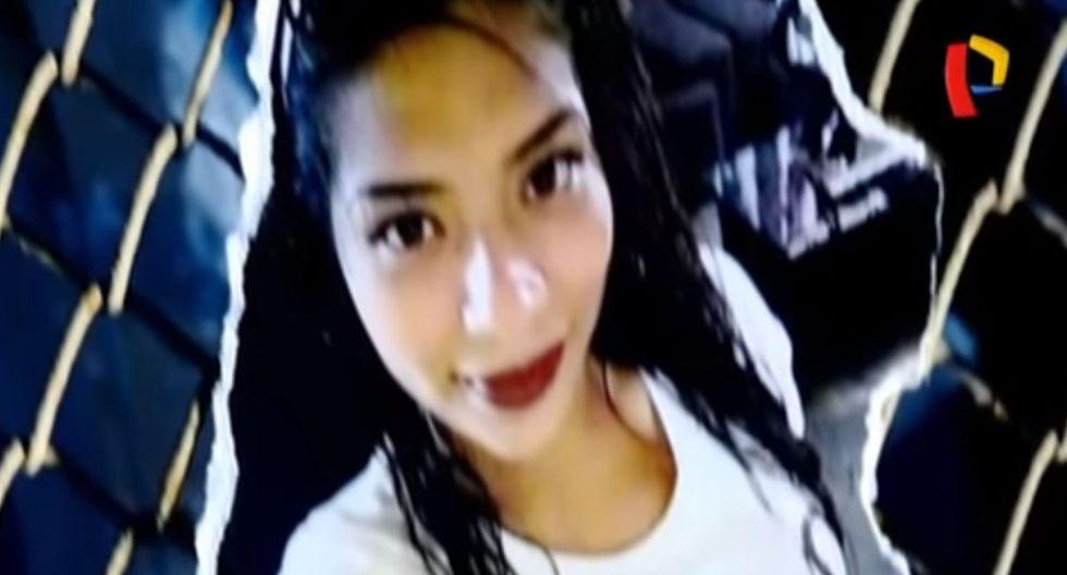 Yulisa Ávila Pajuelo acusada de tráfico de drogas.