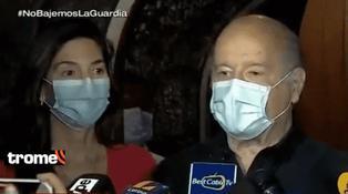 """Hernando de Soto toma con calma el Flash electoral: """"Prefiero esperar el conteo oficial"""""""