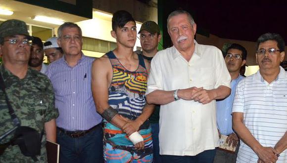 Alan Pulido, futbolista de la selección mexicana, fue secuestrado el pasado sábado en una ciudad de México