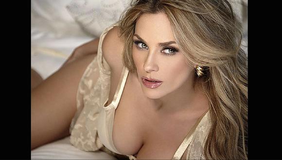 Aracely Arámbula y sus trucos de belleza. (Foto: Instagram @aracelyarambula)