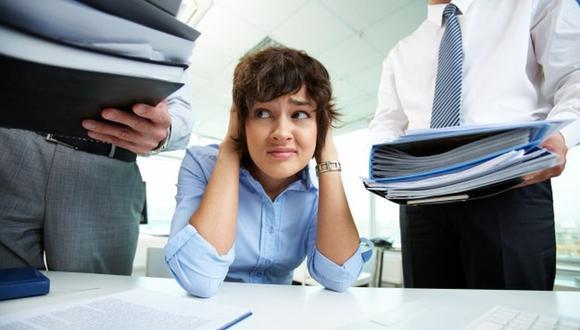 El agotamiento laboral es un tipo especial de estrés relacionado con el trabajo (Foto: Freepik)