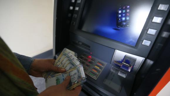 Actualmente las personas pueden acceder a sus ahorros de la CTS (Foto: GEC)