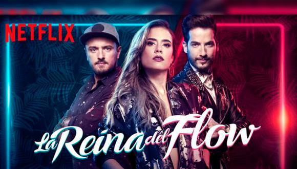 """La segunda temporada de """"La reina del flow"""" se grabó en medio de la pandemia del COVID-19 en Colombia (Foto: Netflix)"""