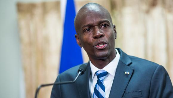 Jovenel Moise fue asesinado y su esposa resultó herida a primera hora del miércoles en un ataque con armas de fuego en su residencia privada, un magnicidio que empeora la crisis política que sufre el país. (Foto:  (Foto: Pierre Michel Jean / AFP)