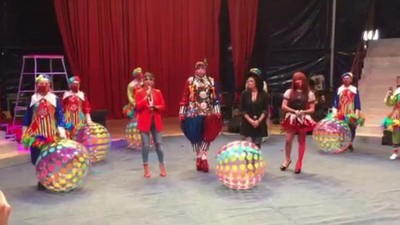 The 'Chola Chabuca' circus starts on July 23rd