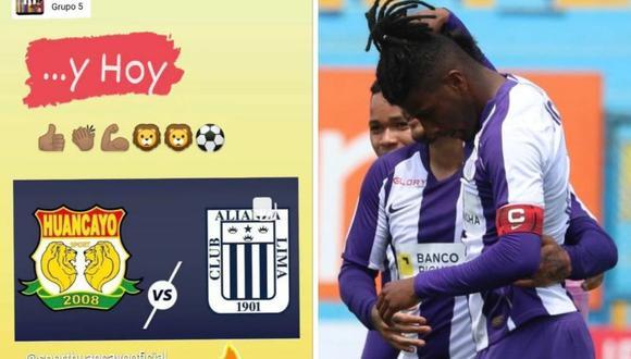 Alianza Lima está obligado a ganar a Sport Huancayo para no descender (sin importar el resto de resultados)