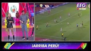 Perú 2-2 Ecuador: Johanna San Miguel elogió las bondades físicas de André Carrillo y Lapadula