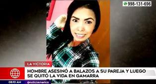"""Extranjera atacada por su expareja en Gamarra aún tenía signos vitales tras ser baleada: """"Pedía auxilio, quería que la salven"""""""