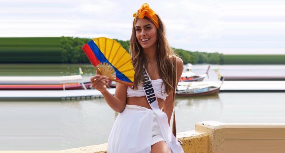 Valeria Morales es la representante de Venezuela en el Miss Universo 2018. (@valeriamoralesd)
