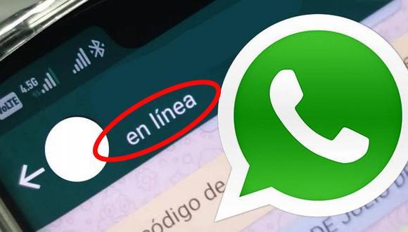 ¿Sabes por qué te quedas 'en línea' luego de abandonar la app? Conoce la verdad de este problema de WhatsApp. (Foto: Trome)