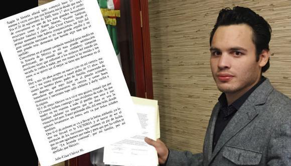 'El Junior' quiere ser el campeón de todos los mexicanos. (Twitter Julio César Chávez Jr.)