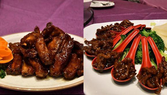 Así, como nosotros en Navidad, los chinos se juntan una noche antes, y cenan alrededor de una mesa redonda y con un banquete. (Fotos: My Home/La Foto)