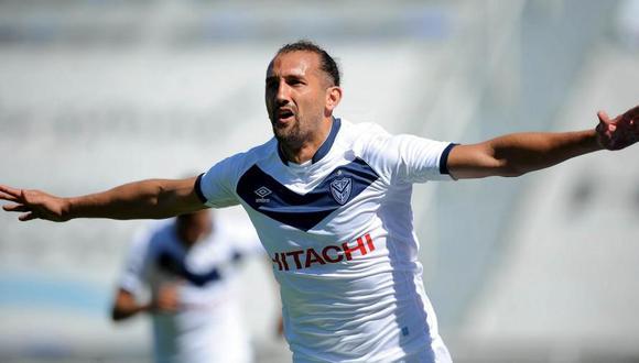 Hernán Barcos confiado devolver a Alianza Lima a Primera (Foto: Agencias)