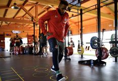 Jefferson Farfán volvió al Lokomotiv y aseguró que en dos meses estaría de vuelta al fútbol