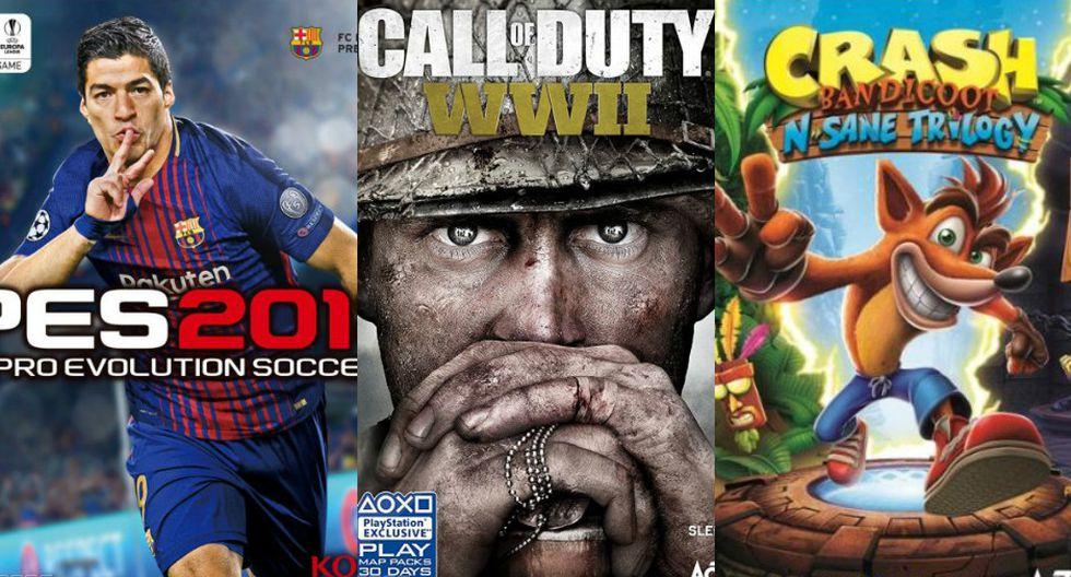 Navidad: 10 videojuegos perfectos para obsequiar a un 'gamer' en estas fiestas