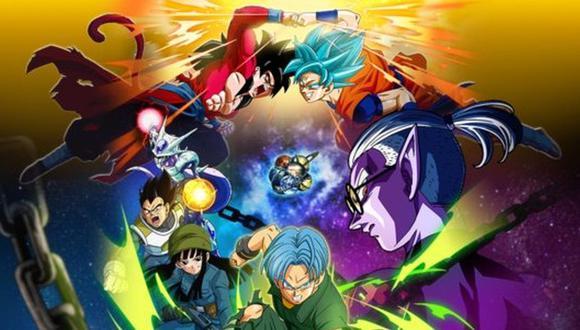 Dragon Ball Heroes (Foto: Carddass)