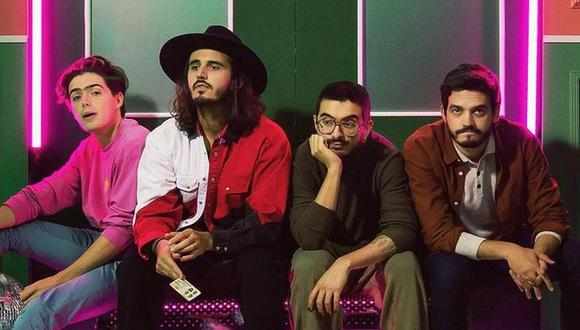 "Morat estrenó ""¿A Dónde Vamos?"", su tercer álbum. (Foto: @morat)"