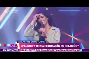 Tepha Loza tendrá un nuevo galán y olvidará a Pancho Rodríguez, según Reinaldo Dos Santos