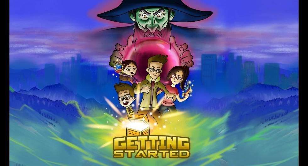 Una plataforma digital llamada Getting Started inicia en el aprendizaje del inglés a través del juego. Es del ICPNA y con acceso gratuito.