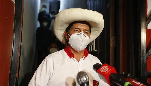 Candidatos Pedro Castillo (Perú Libre) y Keiko Fujimori (Fuerza Popular) participarán del primer debate en Chota (Cajamarca) con miras a la segunda vuelta electoral. (Foto: Archivo/GEC)