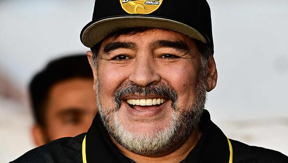 Diego Maradona podría dar el salto a la Liga MX en 2019. (Foto: AFP)