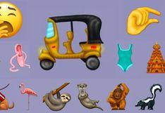 WhatsApp | Mototaxi y todos los nuevos emojis que llegan este 2019 ¿Cuándo estarán disponibles? | VIDEO