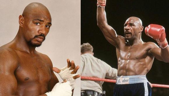 La leyenda del boxeo Marvin Hagler falleció a los 66 años   DEPORTES   TROME