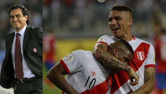Chemo del Solar no encuentra un reemplazo para Paolo Guerrero y Jefferson Farfán en la selección peruana    VIDEO