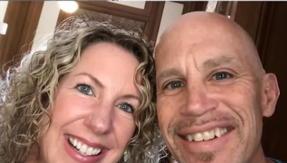 Peter y Lisa se casaron por segunda vez. (Foto: YouTube | NBC Nueva York)