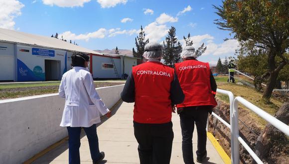 Cusco: la instalación y alquiler del Centro de Atención y Aislamiento temporal Cusco demandó una inversión de S/ 2 526 190. (Foto: Contraloría General de la República)