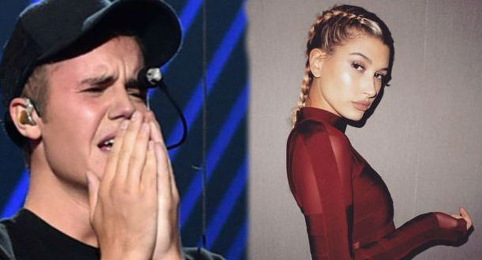 Justin Bieber es negado por su 'novia' Hailey Baldwin. (Foto: Composición Fotográfica)