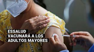 EsSalud: asegurados podrán inscribirse en la web para acceder a la vacuna contra el COVID-19