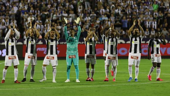 Alianza Lima recibirá a Nacional este jueves, desde las 9:00 de la noche, en Matute. (Foto: GEC)