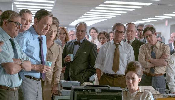 """""""The Post: Los oscuros secretos del Pentágono"""", película -8 de septiembre. Foto: Universal."""