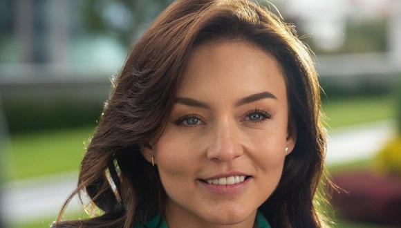 """Angelique Boyer será Renata Sánchez en la telenovela """"Vencer el pasado"""" del canal Las Estrellas. (Foto: Televisa)."""