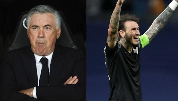 Real Madrid cayó ante Sheriff Tiraspol, de Gustavo Dulanto, por Champions League, lo cual provocó la molestia de Carlo Ancelotti.