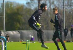 Pedro Gallese: Así inició los trabajos de pretemporada con Orlando City | VIDEO | FOTOS