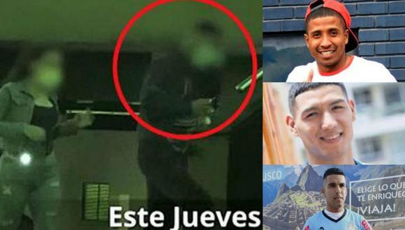 Sporting Cristal: Carlos Cabello, Paulo Albarracín y Josimar Atoche son ampayados en 'privadito'