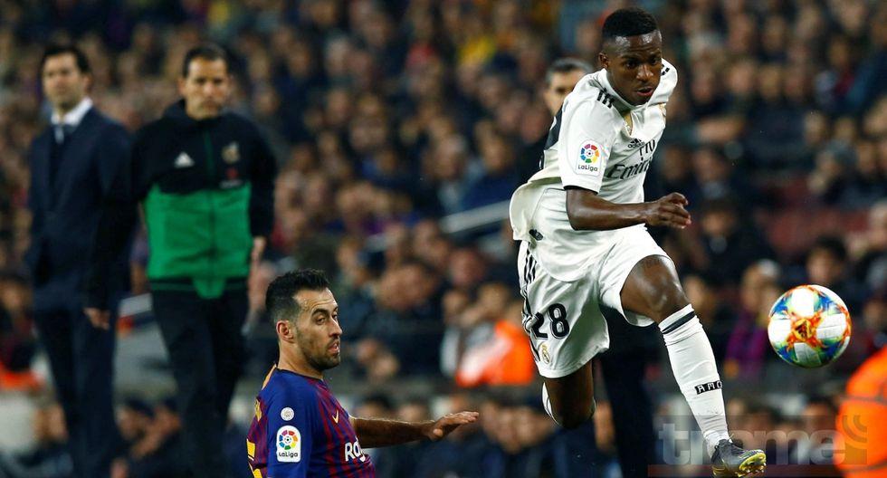 Vinicius Junior y la polémica frase sobre Lionel Messi