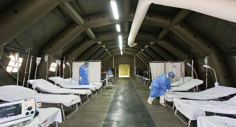 Minsa acondiciona cinco hospitales para posibles casos de Coronavirus en el Perú. (Foto: Hospital Hipólito Unanue)