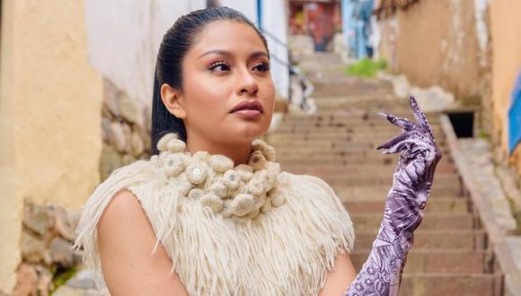 """La cantante Wendy Sulca se unió a Olaya Sound System para lanzar el tema """"Mi Reclamo"""". (Foto: @wensulca)"""