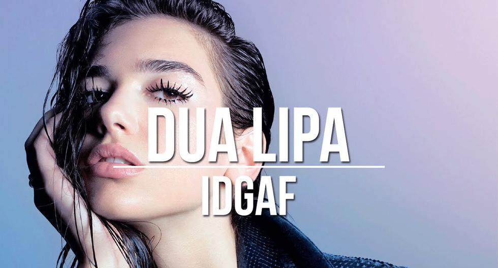 YouTube Video Musical - Dua Lipa