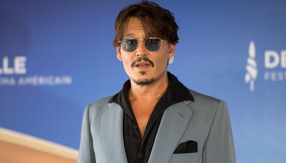 """El juez mantiene el proceso de Johnny Depp contra """"The Sun"""" por difamación. (Foto: AFP)"""