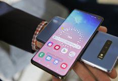 Samsung Galaxy S10 es capaz de cargar a otros smartphones de forma inalámbrica