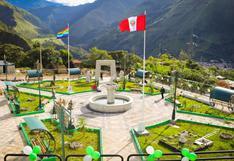 Cusco: Anuncian vacunación contra el COVID-19 de adultos mayores de 60 años del distrito de Machu Picchu