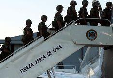 Chile: anuncian la desaparición de un avión militar con 38 personas a bordo