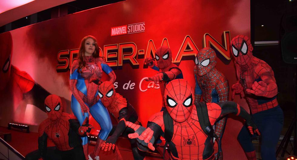 La nueva entrega de Spider-Man se estrena este 4 de julio en todo el Perú. (Fotos: Luis Pino Robles)