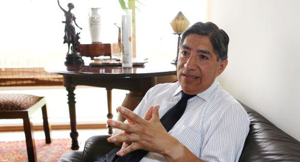 Avelino Guillén resaltó el trabajo hecho por Fiscalía y Poder Judicial.