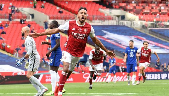 Arsenal campeón de FA Cup tras imponerse a Chelsea en la final