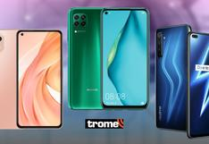 Conoce los mejores smartphone gama media al mejor precio (Mayo 2021)